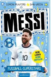 Fußball-Superstars - Messi Cover