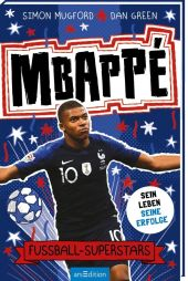 Fußball-Superstars - Mbappé Cover