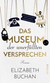 Das Museum der unerfüllten Versprechen Cover