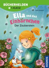 Ella und das Einhörnchen, Der Zauberstein Cover