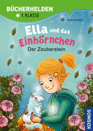 Ella und das Einhörnchen, Der Zauberstein