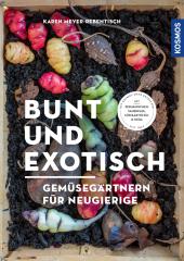 Bunt und exotisch Cover
