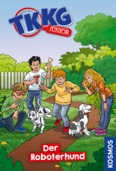 TKKG Junior, Der Roboterhund