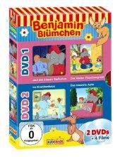 Benjamin Blümchen - DVD-Box, 1 DVD