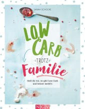 Low Carb trotz Familie Cover