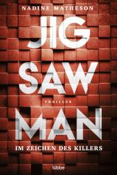 Jigsaw Man - Im Zeichen des Killers Cover