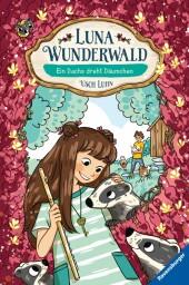 Luna Wunderwald, Band 6: Ein Dachs dreht Dräumchen