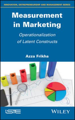 Measurement in Marketing