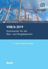 VOB/A + VOB/B 2019