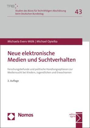 Neue elektronische Medien und Suchtverhalten