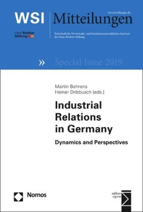 Industrial Relations in Germany