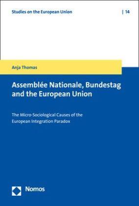 Assemblée Nationale, Bundestag and the European Union