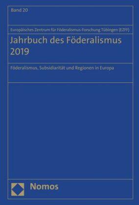 Jahrbuch des Föderalismus 2019