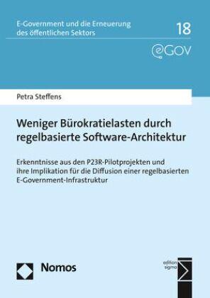 Weniger Bürokratielasten durch regelbasierte Software-Architektur