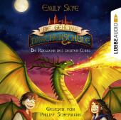 Die geheime Drachenschule - Die Rückkehr des siebten Clans, 2 Audio-CD Cover