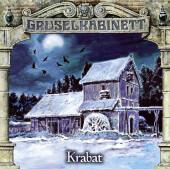 Gruselkabinett - Krabat, Audio-CD