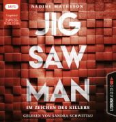 Jigsaw Man - Im Zeichen des Killers, 2 Audio-CD, MP3