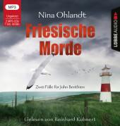 Friesische Morde, 2 Audio-CD, MP3