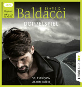 Doppelspiel, 2 Audio-CD, MP3 Cover