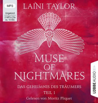 Muse of Nightmares - Das Geheimnis des Träumers, 2 Audio-CD, MP3