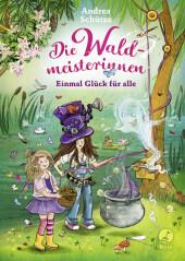 Die Waldmeisterinnen - Einmal Glück für alle Cover