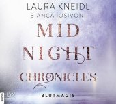 Midnight Chronicles - Blutmagie, 2 Audio-CD, MP3