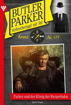 Butler Parker 177 - Kriminalroman