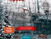 Escape Room. Gefangen im Schnee Cover