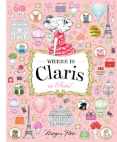 Where is Claris: In Paris