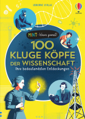 MINT - Wissen gewinnt! 100 kluge Köpfe der Wissenschaft Cover