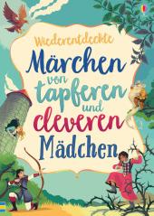 Wiederentdeckte Märchen von tapferen und cleveren Mädchen Cover