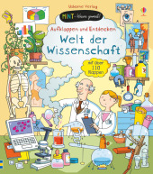 MINT - Wissen gewinnt! Aufklappen und Entdecken: Welt der Wissenschaft Cover