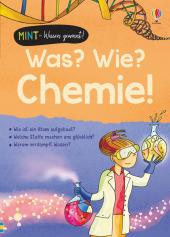 MINT - Wissen gewinnt! Was? Wie? Chemie! Cover