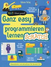 MINT Wissen gewinnt: Ganz easy programmieren lernen Scratch Cover