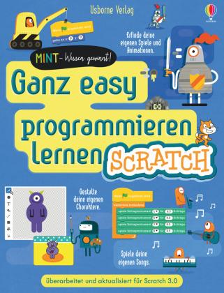 MINT Wissen gewinnt: Ganz easy programmieren lernen Scratch
