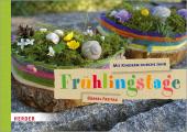 Mit Kindern durchs Jahr: Frühlingstage Cover