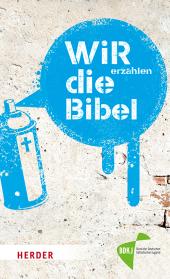 Wir erzählen die Bibel Cover