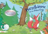 Purzelbäume für den lieben Gott. Bildkarten fürs Erzähltheater Kamishibai