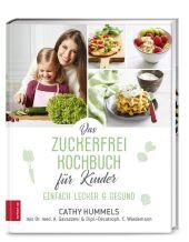Das Zuckerfrei-Kochbuch für Kinder Cover
