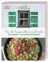 Frische bayerische Landküche Cover