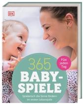 365 Babyspiele für jeden Tag Cover