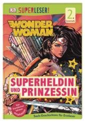 Wonder Woman - Superheldin und Prinzessin Cover