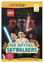 Superleser! LEGO® Star Wars(TM) Der Aufstieg Skywalkers Cover