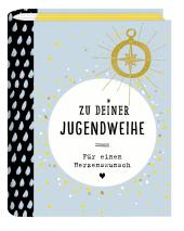 Wunscherfüller-Buchbox - Zur Jugendweihe