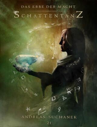 Das Erbe der Macht - Band 21: Schattentanz