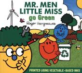 Mr Men go Green