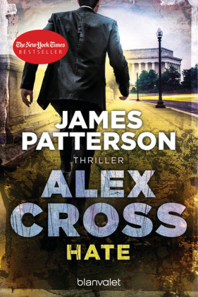 Hate - Alex Cross 24