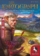 Der Kartograph (Spiel) Cover