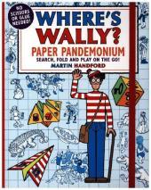 Where's Wally? Paper Pandemonium