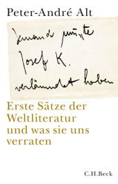 'Jemand musste Josef K. verleumdet haben ...' Cover